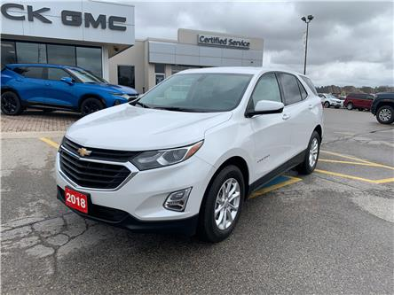 2018 Chevrolet Equinox LT (Stk: 2GNAXJ) in Strathroy - Image 1 of 10