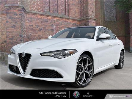 2021 Alfa Romeo Giulia ti (Stk: 130310) in Victoria - Image 1 of 25