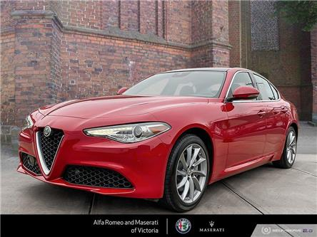 2020 Alfa Romeo Giulia Base (Stk: 160880) in Victoria - Image 1 of 25