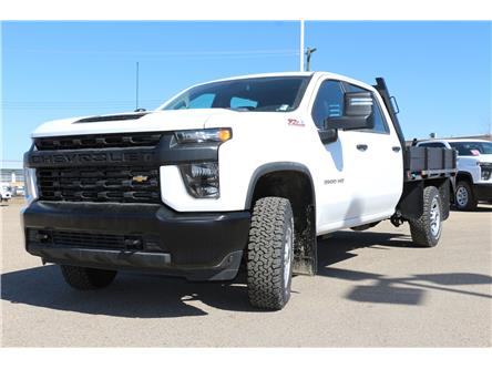 2020 Chevrolet Silverado 3500HD Work Truck (Stk: MP048) in Rocky Mountain House - Image 1 of 30
