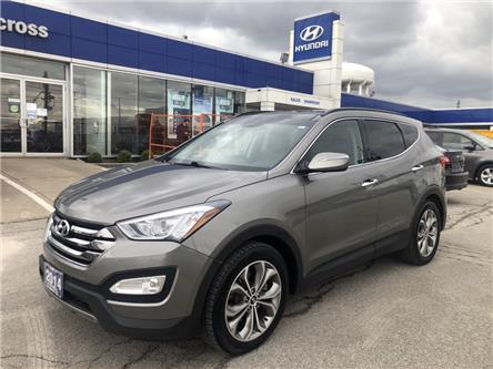 2014 Hyundai Santa Fe Sport 2.0T Limited (Stk: 30984A) in Scarborough - Image 1 of 19