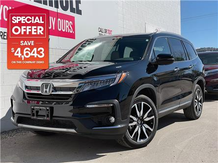 2021 Honda Pilot Touring 8P (Stk: H03981) in North Cranbrook - Image 1 of 2
