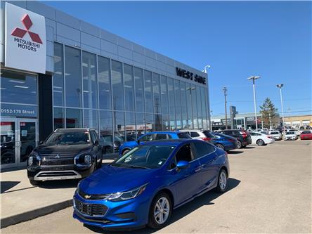 2018 Chevrolet Cruze LT Auto (Stk: BM4086) in Edmonton - Image 1 of 24