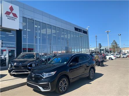 2020 Honda CR-V EX-L (Stk: BM4076) in Edmonton - Image 1 of 27