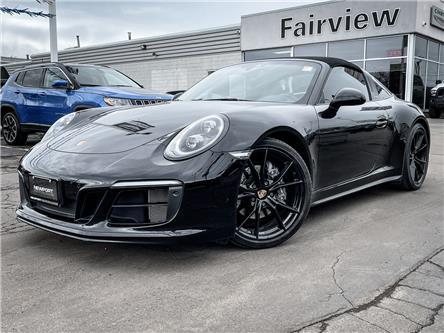 2019 Porsche 911 Targa 4 (Stk: U18547) in Burlington - Image 1 of 6