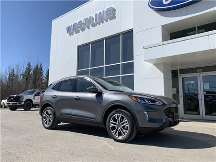 2021 Ford Escape SEL Hybrid (Stk: 4970) in Vanderhoof - Image 1 of 21