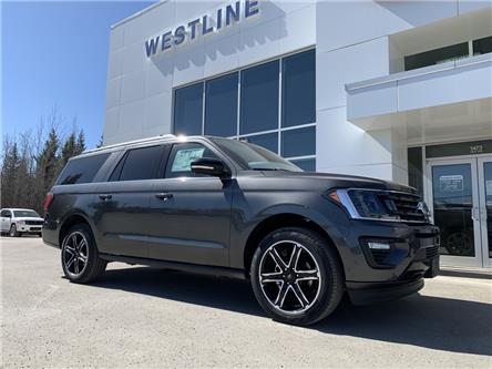 2021 Ford Expedition Max Limited (Stk: 4968) in Vanderhoof - Image 1 of 24