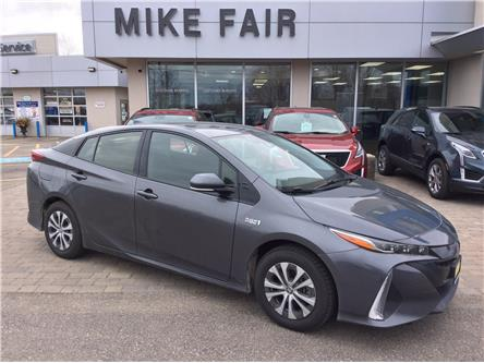 2020 Toyota Prius Prime  (Stk: P4325) in Smiths Falls - Image 1 of 17