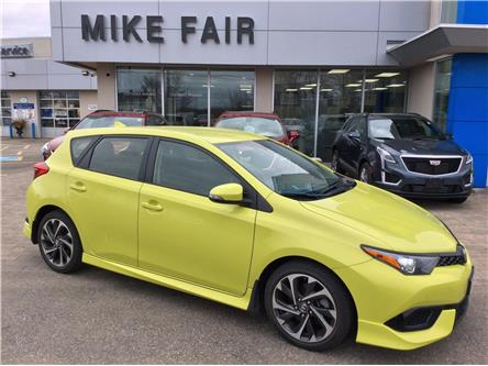 2018 Toyota Corolla iM Base (Stk: P4324) in Smiths Falls - Image 1 of 16
