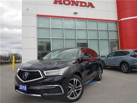 2018 Acura MDX Navigation Package (Stk: 21-206A) in Stouffville - Image 1 of 18