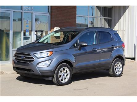 2018 Ford EcoSport SE (Stk: 161162) in Saskatoon - Image 1 of 21