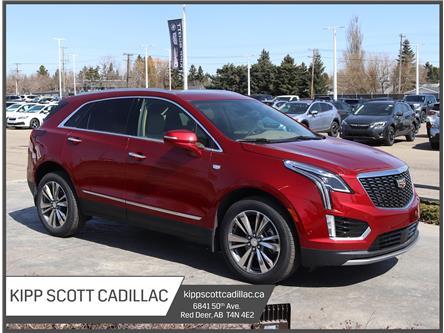 2021 Cadillac XT5 Premium Luxury (Stk: 15923) in Red Deer - Image 1 of 39