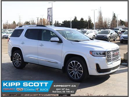 2021 GMC Acadia Denali (Stk: 36209) in Red Deer - Image 1 of 38