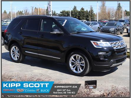 2018 Ford Explorer XLT (Stk: 60857U) in Red Deer - Image 1 of 33