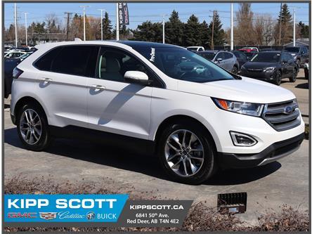 2015 Ford Edge Titanium (Stk: 62788U) in Red Deer - Image 1 of 33