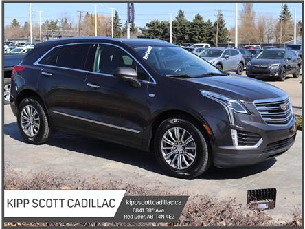 2017 Cadillac XT5 Luxury (Stk: P11355) in Red Deer - Image 1 of 35