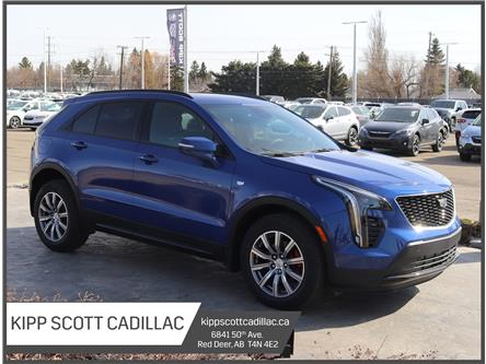 2021 Cadillac XT4 Sport (Stk: 53322) in Red Deer - Image 1 of 33