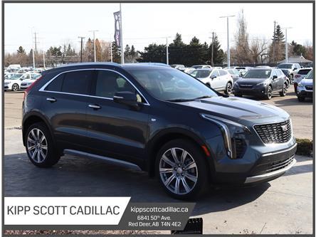2021 Cadillac XT4 Premium Luxury (Stk: 55206) in Red Deer - Image 1 of 36