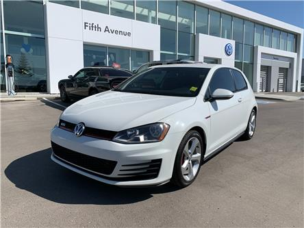 2017 Volkswagen Golf GTI 3-Door (Stk: 21184A) in Calgary - Image 1 of 17