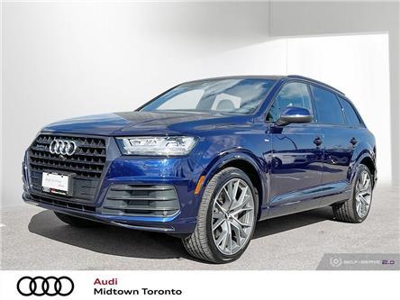 2019 Audi Q7 55 Technik (Stk: P9004) in Toronto - Image 1 of 25