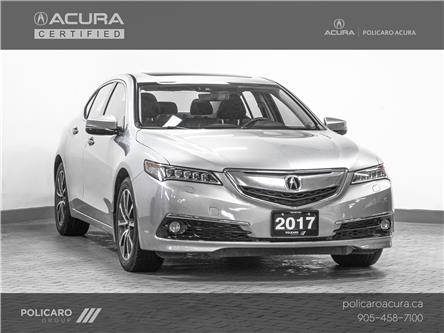2017 Acura TLX Base (Stk: 800216P) in Brampton - Image 1 of 28