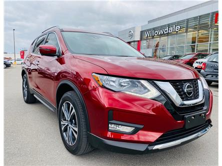 2019 Nissan Rogue SV (Stk: N1868A) in Thornhill - Image 1 of 21