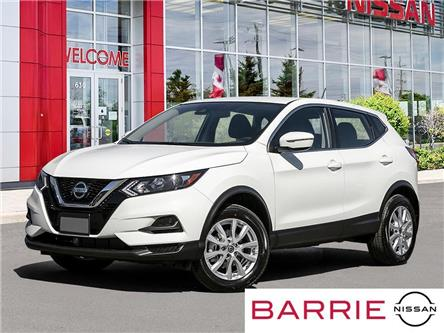 2021 Nissan Qashqai S (Stk: 21150) in Barrie - Image 1 of 23