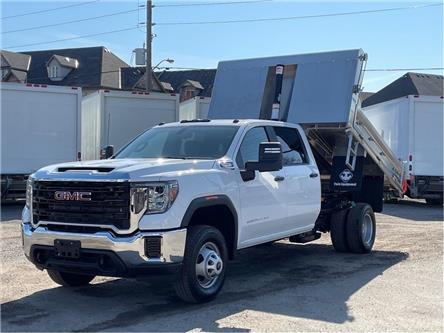 2020 GMC 3500HD New 2020 GMC 3500 Crew-Cab Diesel Dump (Stk: 20402) in Toronto - Image 1 of 21