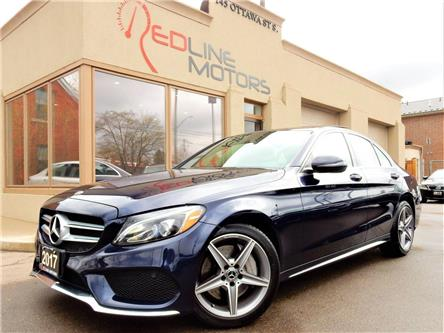 2017 Mercedes-Benz C-Class Base (Stk: 55SWF4) in Kitchener - Image 1 of 22