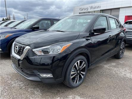2020 Nissan Kicks SV (Stk: W0498) in Cambridge - Image 1 of 6