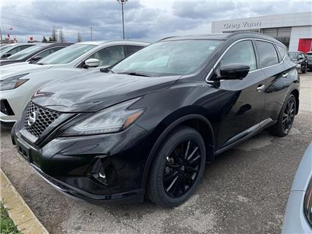 2021 Nissan Murano Midnight Edition (Stk: Y0045) in Cambridge - Image 1 of 6