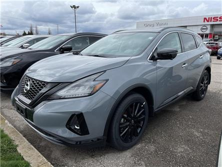 2021 Nissan Murano Midnight Edition (Stk: Y0054) in Cambridge - Image 1 of 6