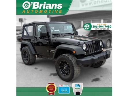 2014 Jeep Wrangler Sport (Stk: 14332B) in Saskatoon - Image 1 of 20