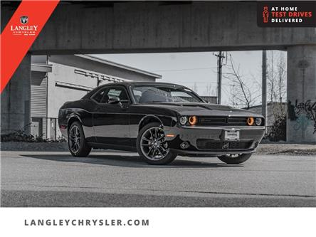 2021 Dodge Challenger SXT (Stk: M556208) in Surrey - Image 1 of 25