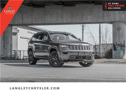 2021 Jeep Grand Cherokee Laredo (Stk: M685183) in Surrey - Image 1 of 23