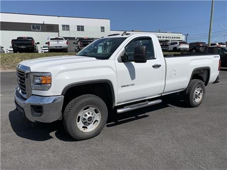 2015 GMC Sierra 2500HD WT (Stk: X8483) in Ste-Marie - Image 1 of 11