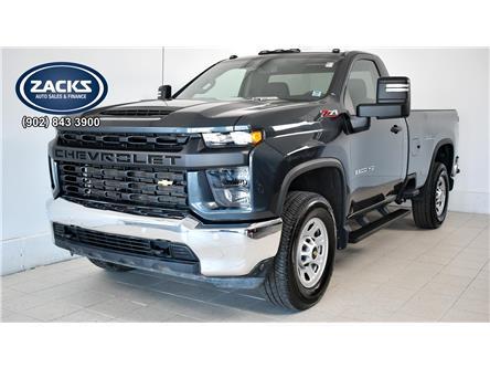 2020 Chevrolet Silverado 3500HD Work Truck (Stk: 53920) in Truro - Image 1 of 30