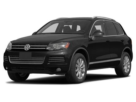 2013 Volkswagen Touareg 3.0 TDI Execline (Stk: 1281NBA) in Barrie - Image 1 of 10