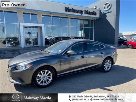 2017 Mazda MAZDA6 GS (Stk: M21013A) in Saskatoon - Image 1 of 14