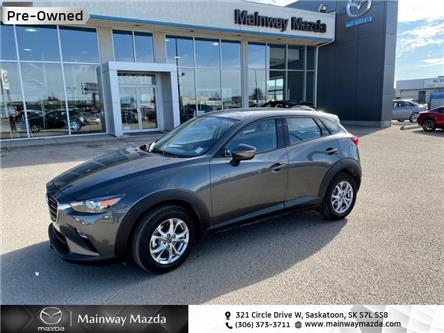 2019 Mazda CX-3 GS AWD (Stk: M21245A) in Saskatoon - Image 1 of 13