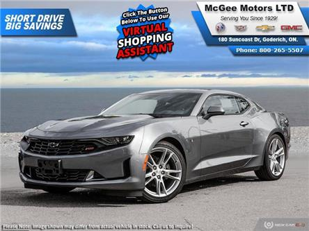 2021 Chevrolet Camaro LT (Stk: 108479) in Goderich - Image 1 of 23