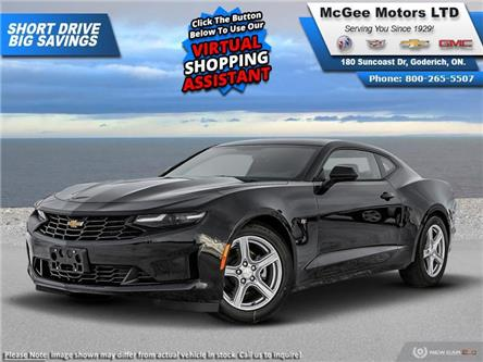 2021 Chevrolet Camaro LT (Stk: 128456) in Goderich - Image 1 of 23