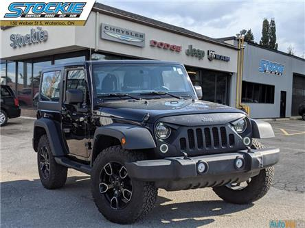 2015 Jeep Wrangler Sport (Stk: 36081) in Waterloo - Image 1 of 23
