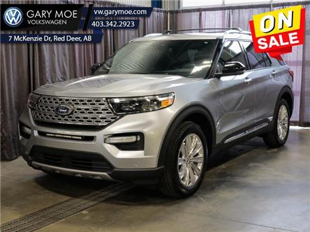 2020 Ford Explorer Limited (Stk: 1AT8980A) in Red Deer County - Image 1 of 28