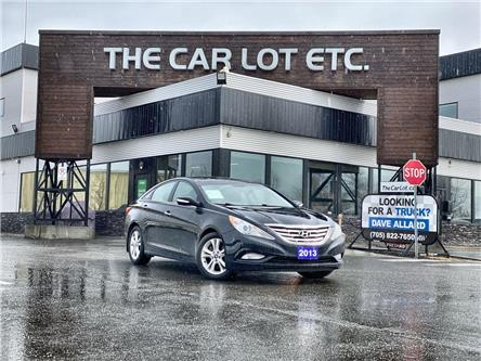 2013 Hyundai Sonata Limited (Stk: 20229-1) in Sudbury - Image 1 of 26