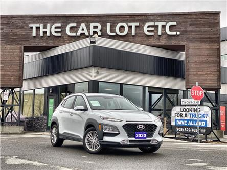 2020 Hyundai Kona 2.0L Preferred (Stk: 21022) in Sudbury - Image 1 of 25