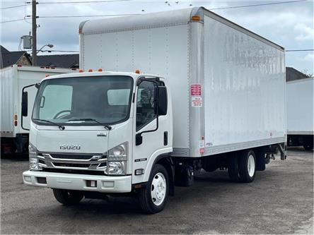 2017 Isuzu NRR Used 2017 With 20' Body Tailgate Loader (Stk: ST302736T) in Toronto - Image 1 of 19