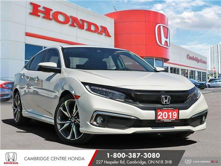 2019 Honda Civic Touring (Stk: 21651A) in Cambridge - Image 1 of 27