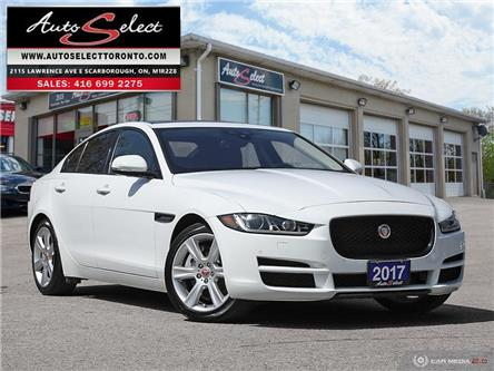 2017 Jaguar XE 2.0L Diesel Prestige (Stk: 17JAXE71) in Scarborough - Image 1 of 28