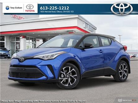 2021 Toyota C-HR XLE Premium (Stk: 60367) in Ottawa - Image 1 of 22